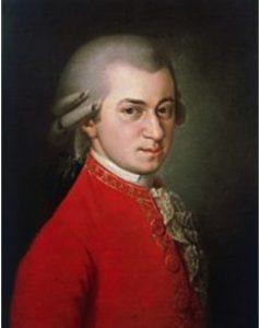 作曲還需要奧地利皇帝同意的莫札特