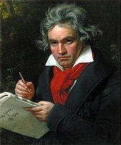 貝多芬畫像