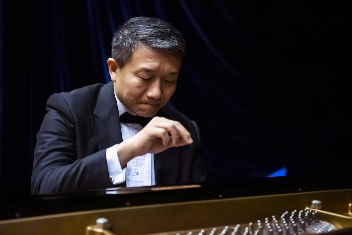 國際鋼琴家潘洵--跨界生活家