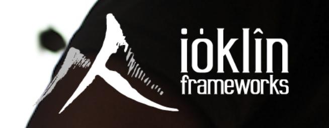 ioklinframeworks 手工腳踏車